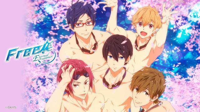 Free! 男子游泳部 -Eternal Summer-(第二季)劇照 1