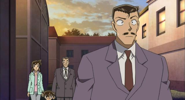 名偵探柯南TV版 2毛利小五郎像的祕密 線上看