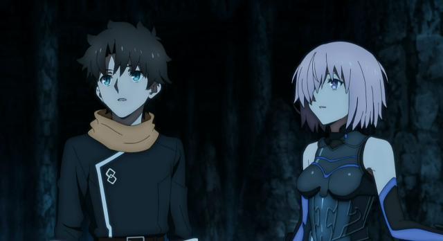 Fate/Grand Order-絕對魔獸戰線巴比倫尼亞-第12集【王之死】 線上看
