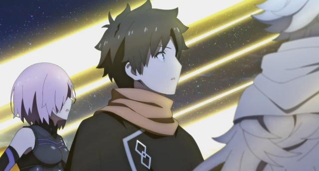 Fate/Grand Order-絕對魔獸戰線巴比倫尼亞-總集篇Ⅱ【靈魂的戰鬥】 線上看
