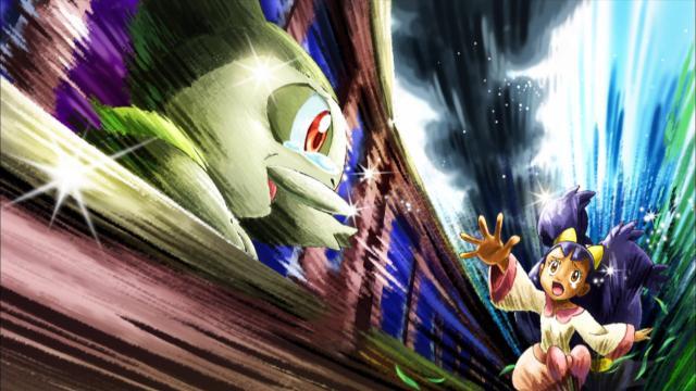 寶可夢 超級願望 第二季30 線上看