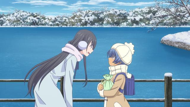 藍海少女 第二季第11集【感冒和火焰和值得慶祝的事】 線上看