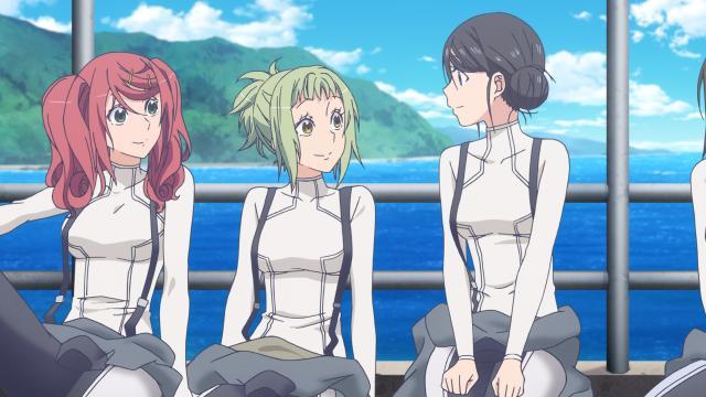 藍海少女 第二季第12集【總有一天,未知的明日故事】 線上看