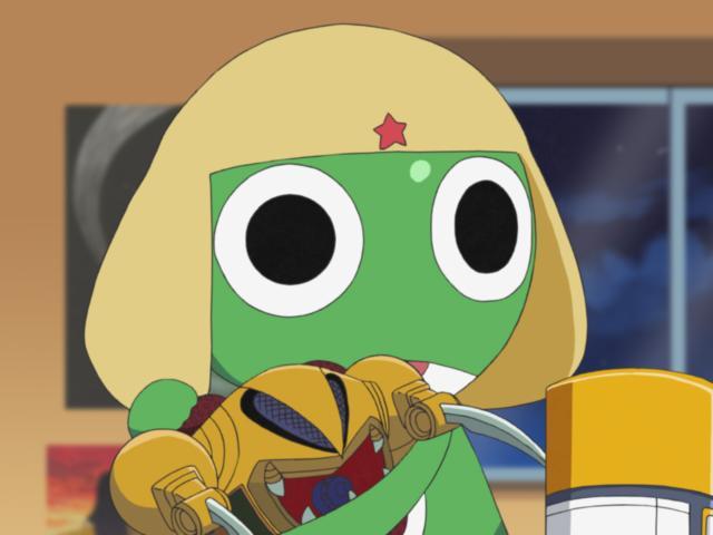 KERORO軍曹 1第7集【摩亞:第一次破壞地球是也】 線上看