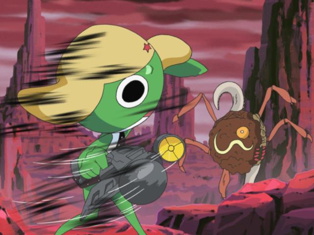 KERORO軍曹 1第12集【Sumomo偶像是超越宇宙的】 線上看