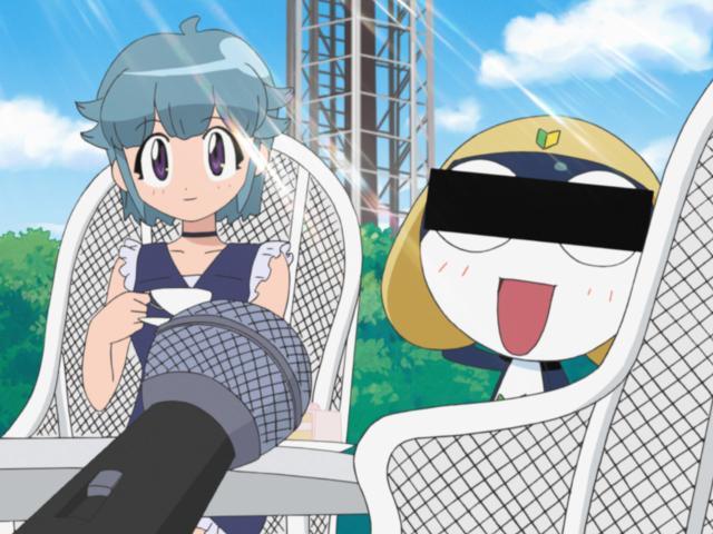 KERORO軍曹 1第22集【Tamama,今天開始我就是隊長囉~是也(上下)】 線上看