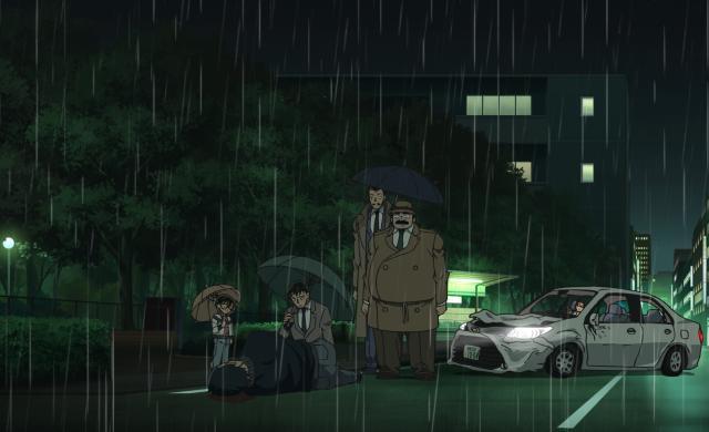 名偵探柯南 第854至899集第896集【雨天的公車站】 線上看