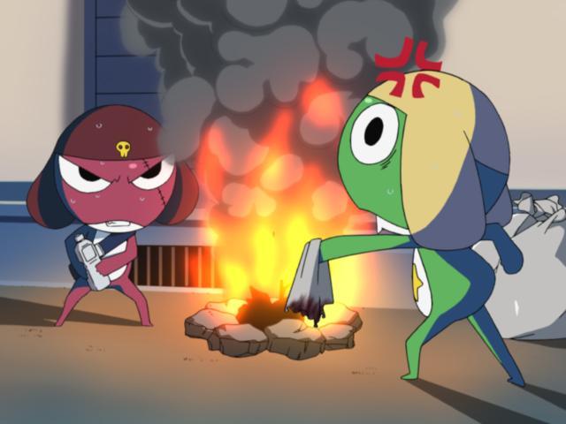 KERORO軍曹 1第39集【Keroro!聖誕節大作戰!】 線上看