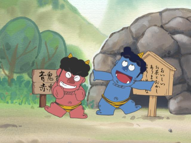 KERORO軍曹 1第43集【Giroro哭不出來的紅鬼!】 線上看