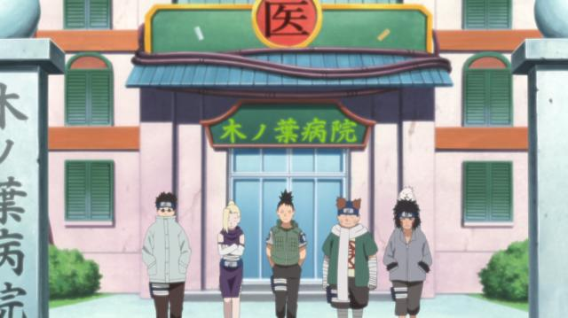 慕留人-火影新世代- 第三季 第136集劇照 1