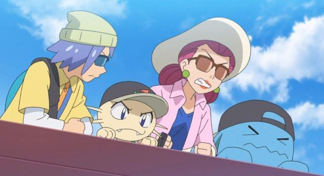 寶可夢旅途第24集【放假吧!火箭隊!】 線上看