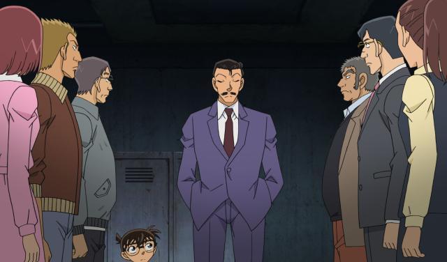 名偵探柯南 第944至981集第955集【密室解謎秀】 線上看
