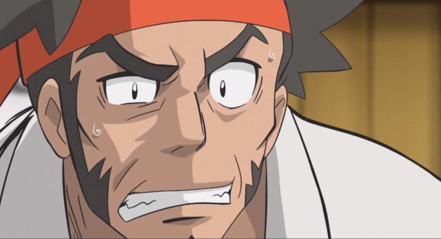 寶可夢旅途第34集【孤高的鬥士彩豆!八爪武師的威脅!!】 線上看