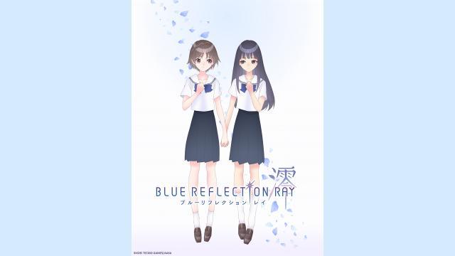 BLUE REFLECTION:澪劇照 1