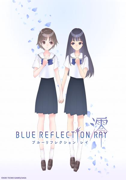 BLUE REFLECTION:澪線上看