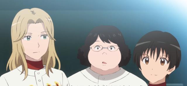 棒球大聯盟2nd 第二季第5集【棒球少女的實力】 線上看