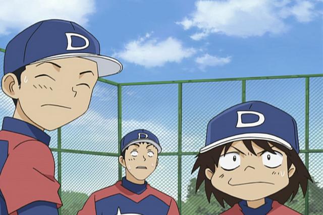 棒球大聯盟 第一季第17集【大賽開始】 線上看