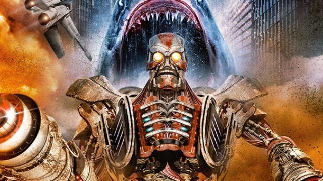 進擊巨人大戰無敵猛鯊劇照 1