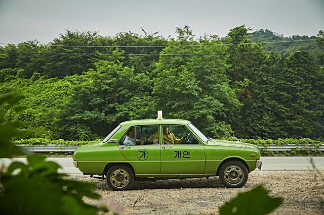 我只是個計程車司機劇照 2