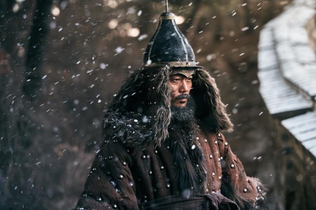 南漢山城預告片 01