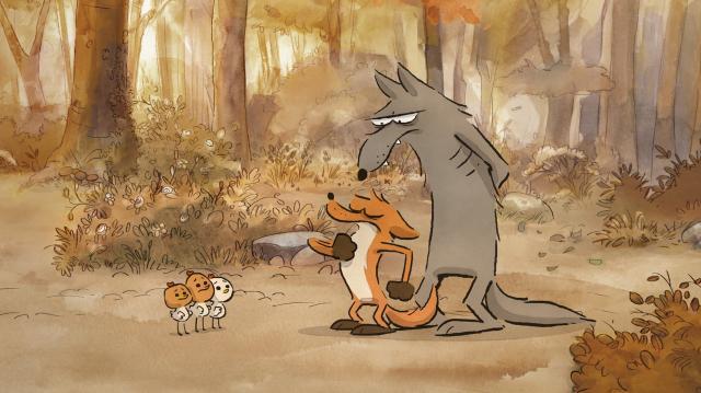 誰是大壞狐劇照 2