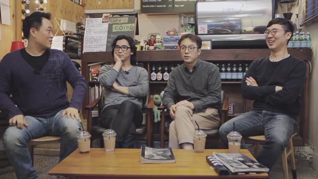 老時光:原罪犯幕後紀錄劇照 2