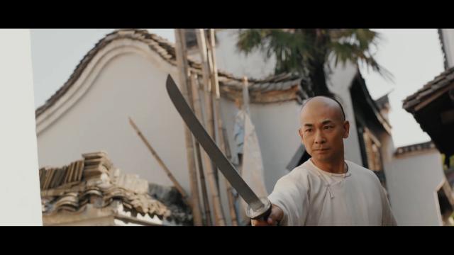 黃飛鴻之南北英雄預告片 01