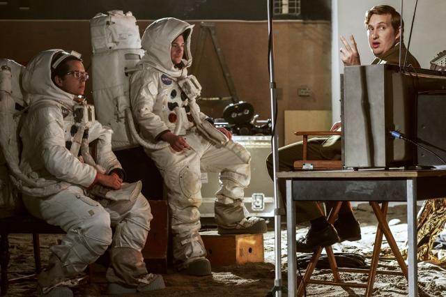 我送阿姆斯壯上月球劇照 2