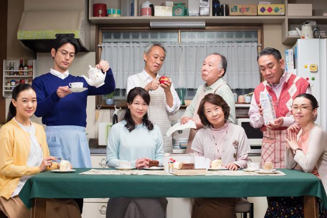 家族真命苦3:願妻如薔薇預告片 01