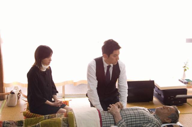 送行者:禮儀師的樂章預告片 01
