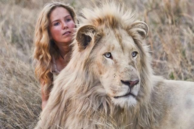 我和我的小白獅王劇照 3