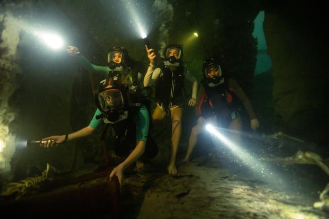 絕鯊47:猛鯊出籠劇照 3