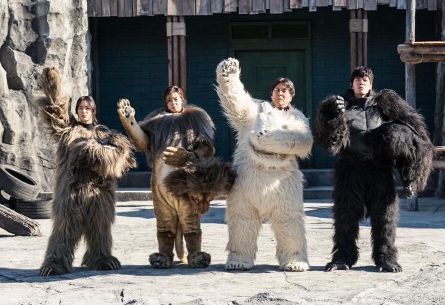 超「人」氣動物園劇照 3