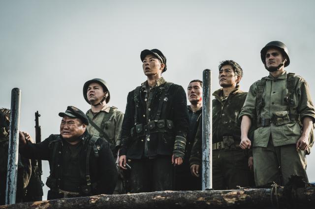 長沙里之戰:被遺忘的英雄預告片 01