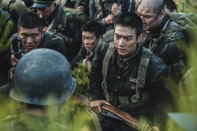 長沙里之戰:被遺忘的英雄劇照 3