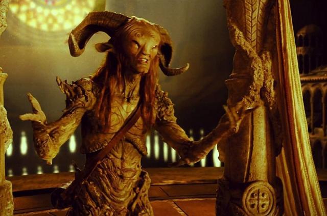 羊男的迷宮預告片 01