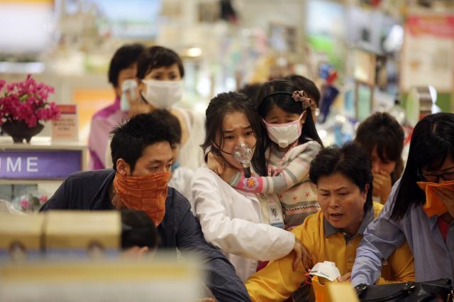 流感劇照 2