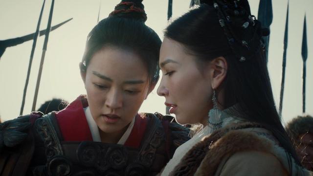 木蘭之巾幗英豪劇照 3