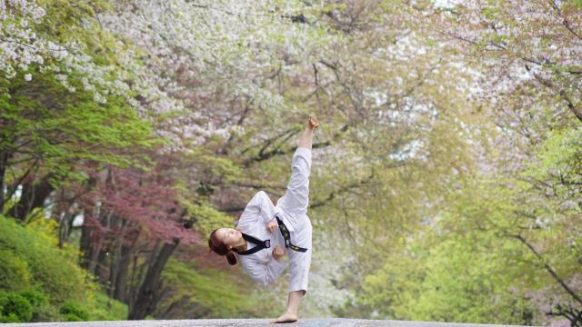 師範:跆拳道領袖預告片 01