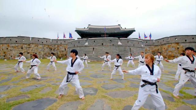 師範:跆拳道領袖劇照 2