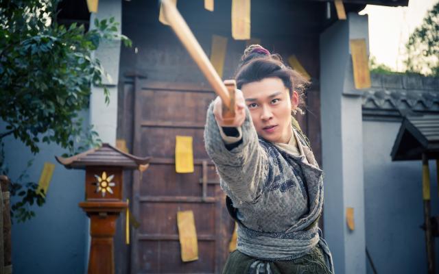 劍王朝之孤山劍藏劇照 2