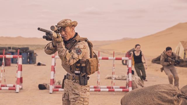 狙擊手劇照 2