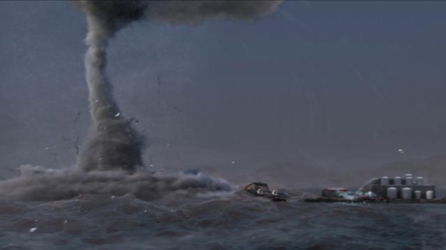 終極颱風劇照 2