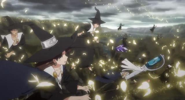 MAGI魔奇少年 第二季第24夜【滅亡之刻】 線上看