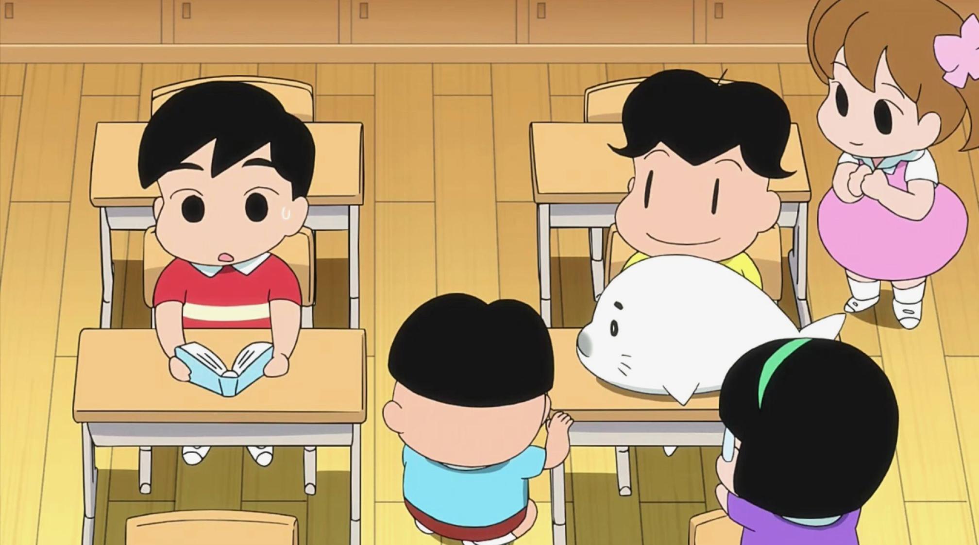少年阿貝GO!GO!小芝麻劇照 3