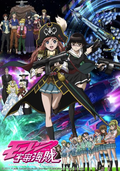 猛烈!宇宙海賊 全集線上看