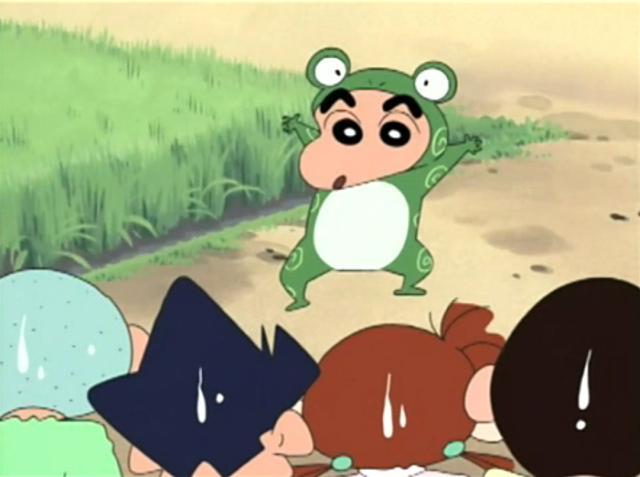 蠟筆小新 350~580第421話【可疑男子出現了/去抓青蛙吧/是來玩的,有這種感覺】 線上看