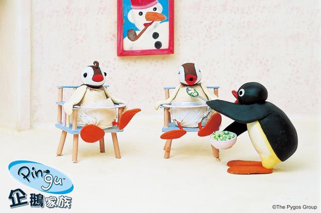 企鵝家族S2 25-26劇照 1