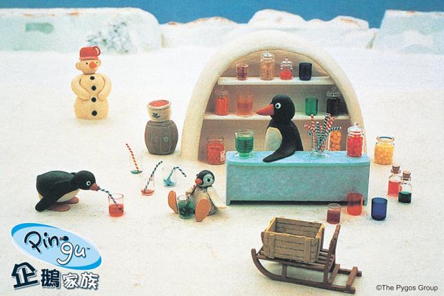 企鵝家族S1 11-12劇照 1