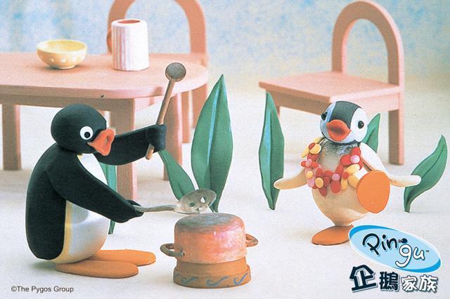 企鵝家族 第三季劇照 1